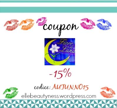 coupon FIOREDILUNA FIORE DI LUNA TORREGROTTA autunno 15 elle beautyness codice sconto discount.jpg