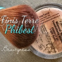 [Review] Fondotinta Phibest FinisTerre Mineral Makeup