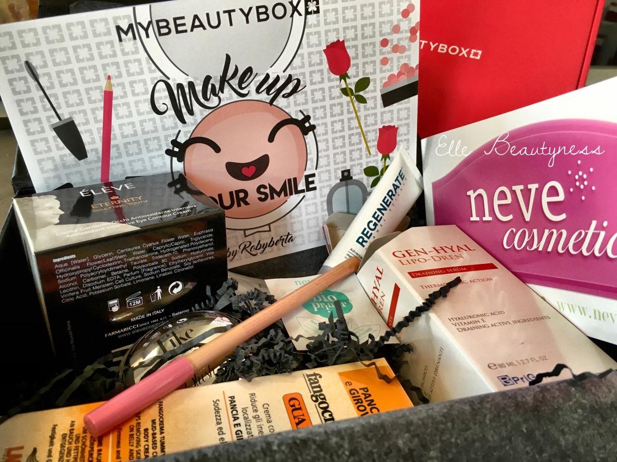 [Beauty Box] MyBeautyBox di Marzo e anticipazioni di Aprile!