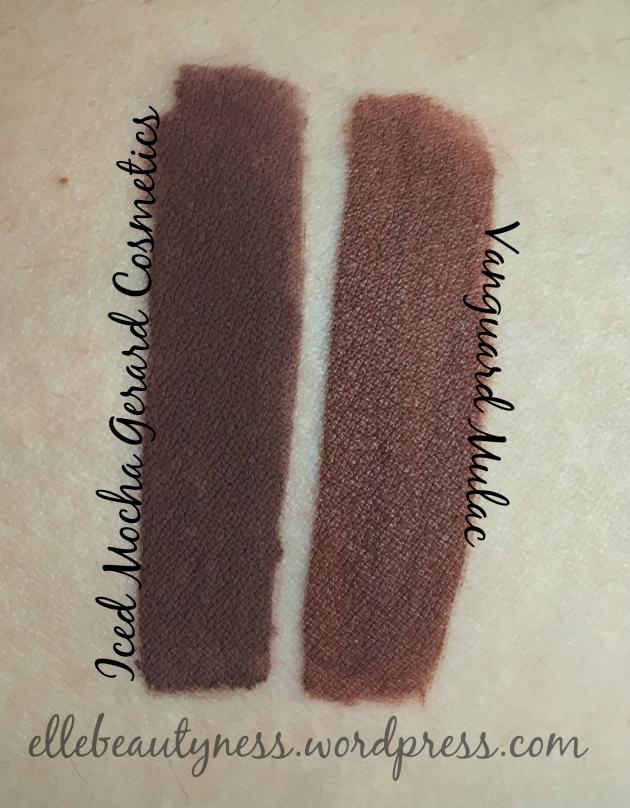 swatch gerard cosmetics iced mocha hydra matte liquid lipstick velvetink mulac vanguard.jpg