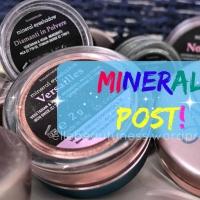 [Review] Mineral post! Swatch di tutti i nostri minerali Neve Cosmetics