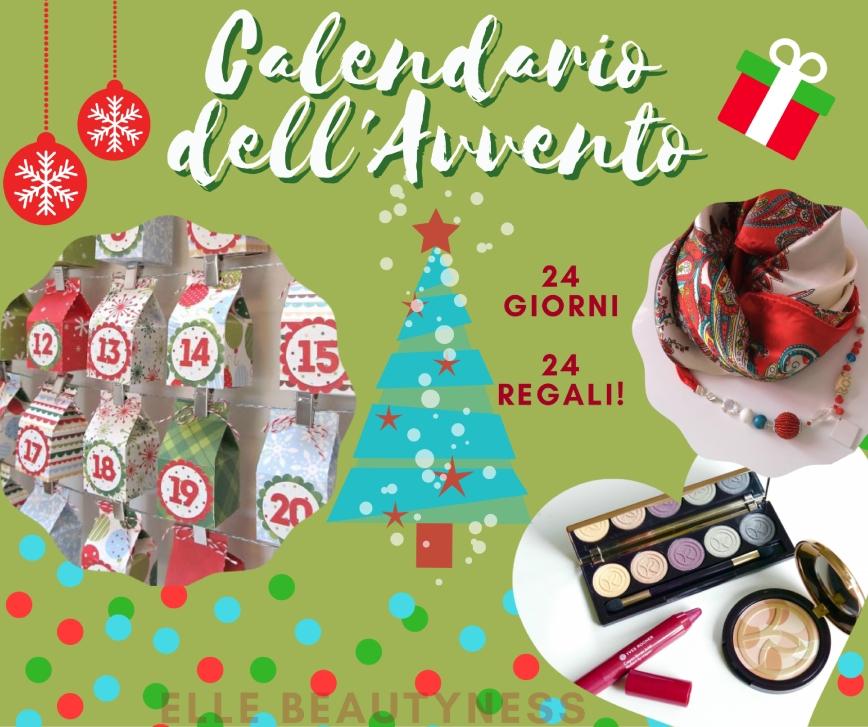christmas box calendario dell'avvento cosmetici accessori artigianali le creazioni di ginevra natale yves rocher sorpresa regalo.jpg