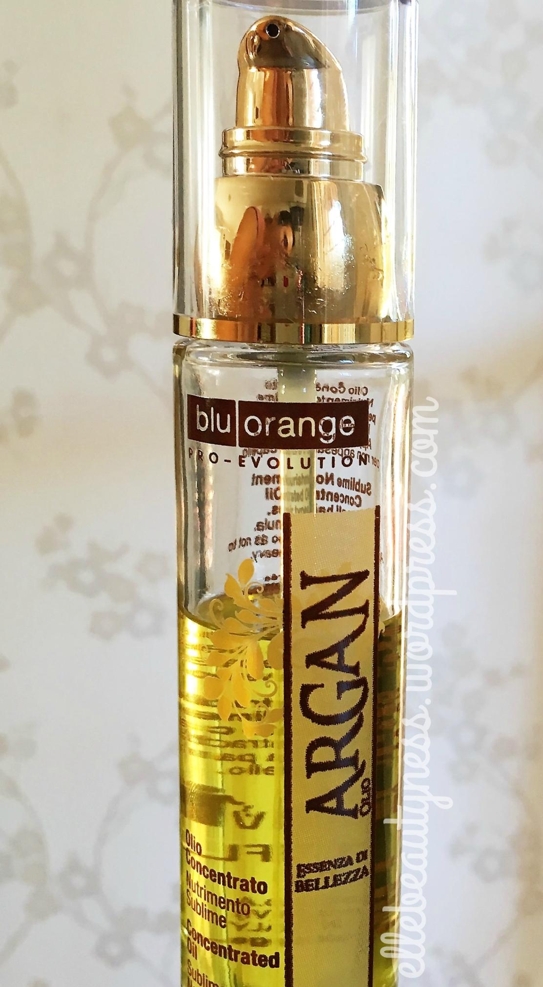 keratin cheratina shampoo maschera olio cristalli pure blu orange review recensione elle beautyness beauty d haircare capelli arga.jpg