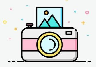vector-camera-clipart-colorful-in-filled-outline-style-for-decorated-in-summer-poster-and-social-media-banner